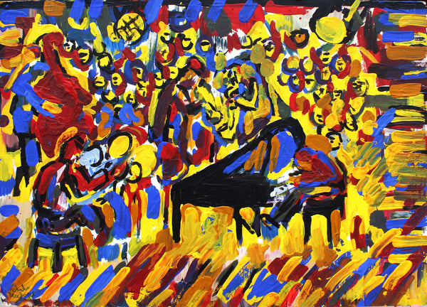 The Jazz Festival - ArtLifting