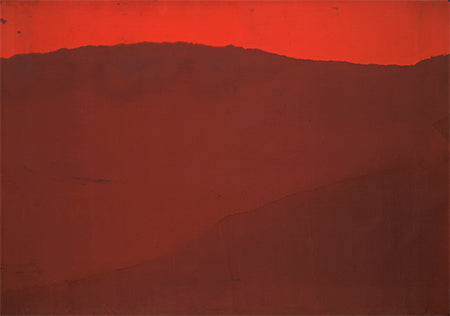 Sunset over Mountains - ArtLifting