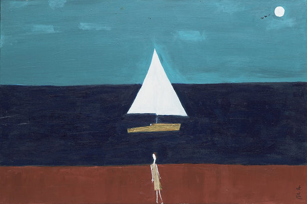 Beautiful Day to Sail - ArtLifting