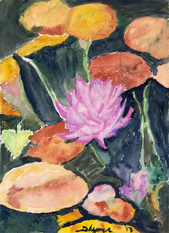Lotus Flower - ArtLifting