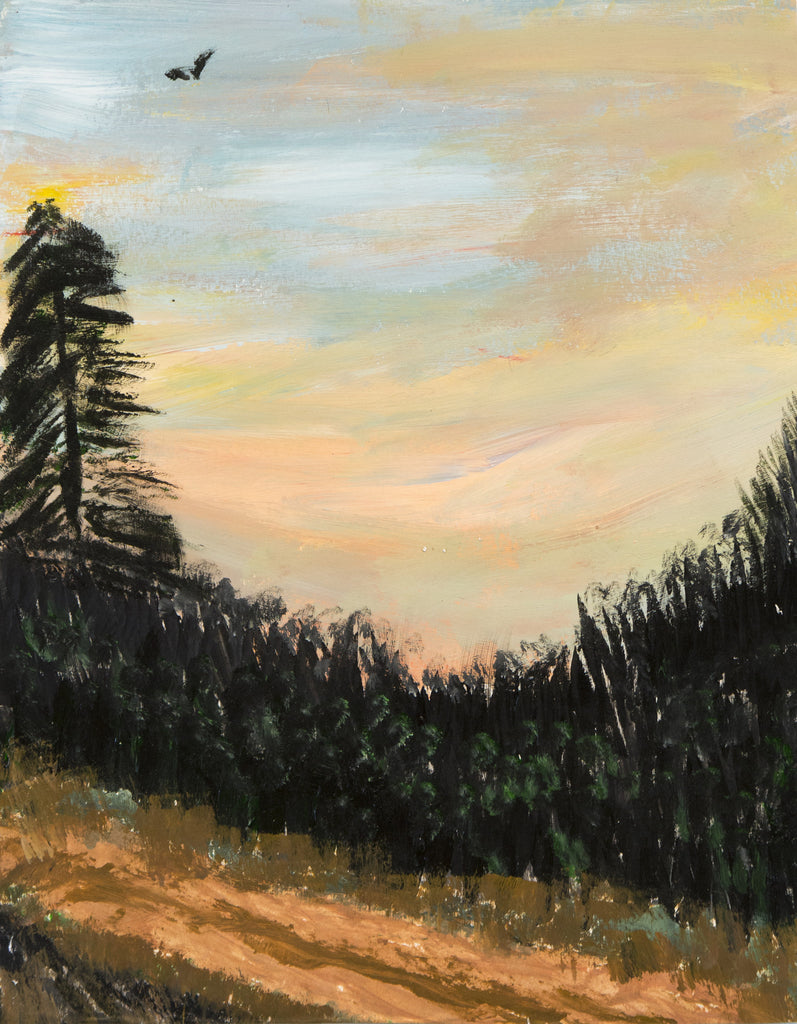 New England Sunset - ArtLifting