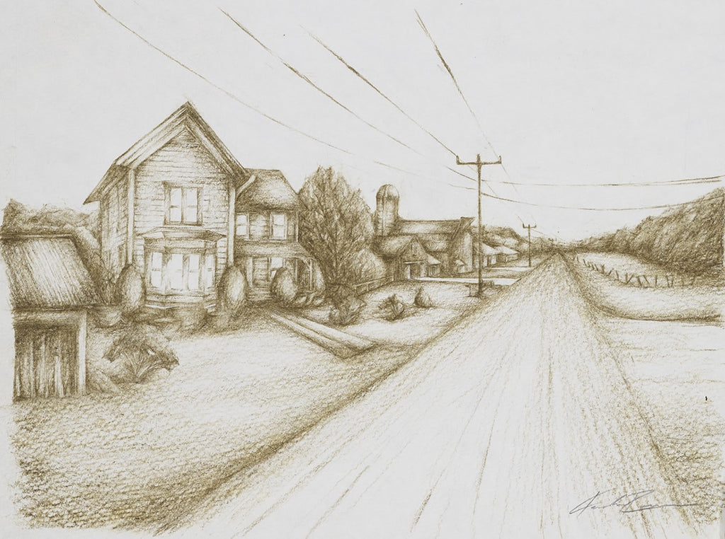 Farmhouse - ArtLifting