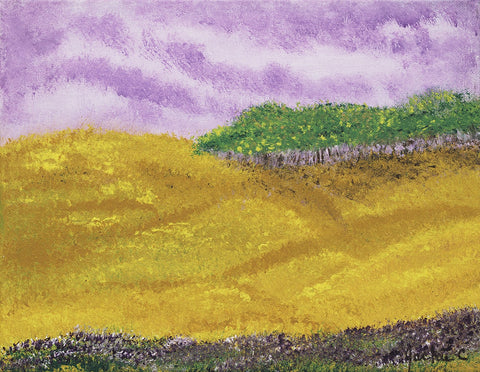 The Hills of Gold - ArtLifting
