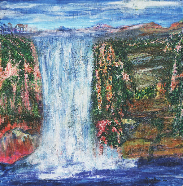 Waterfall - ArtLifting