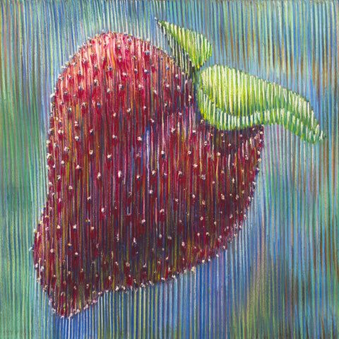 Strawberry - ArtLifting