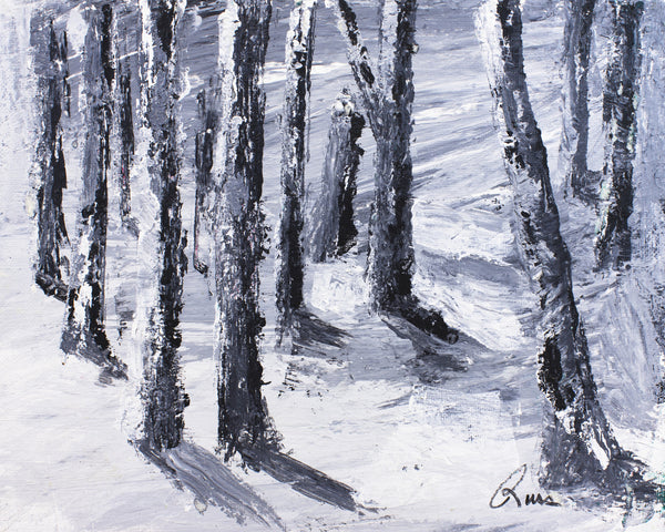 Strand of Birch - ArtLifting