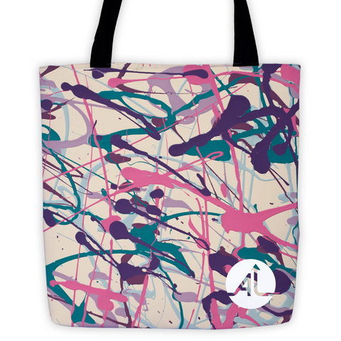 Happy Hands Tote Bag