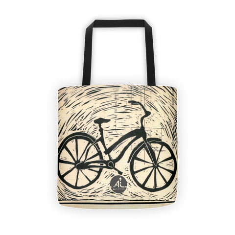 Beach Cruiser #7 Tote Bag