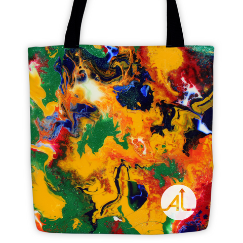 Window to My Universe Tote Bag