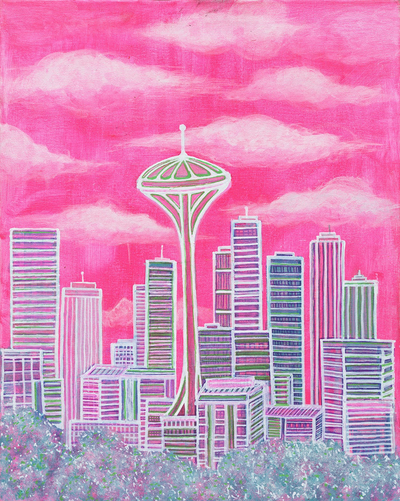 Where the Heart is - Seattle, WA - ArtLifting