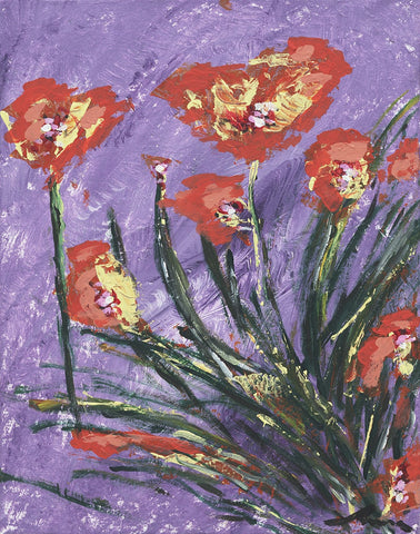 Poppies - ArtLifting