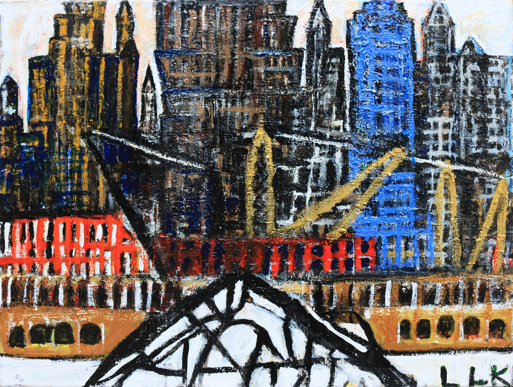 New York City - ArtLifting