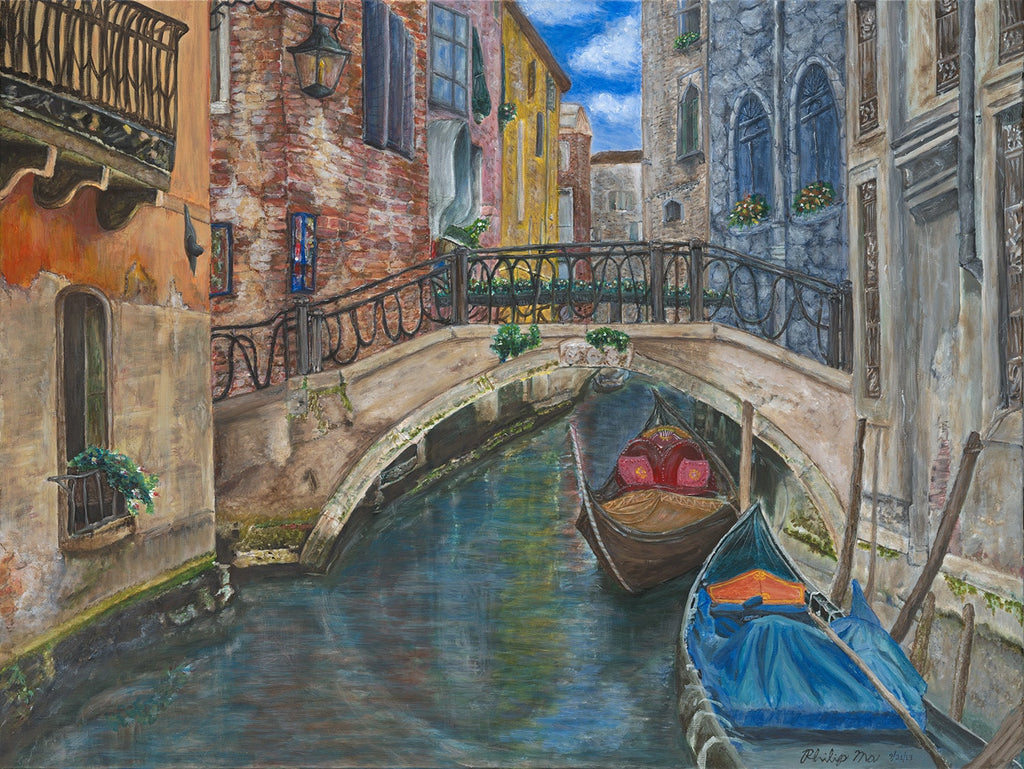 Venice, Italy - ArtLifting