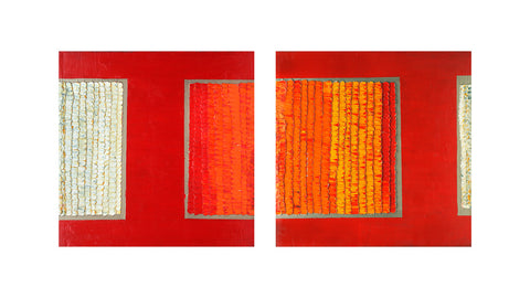 Undivided:Never (diptych)