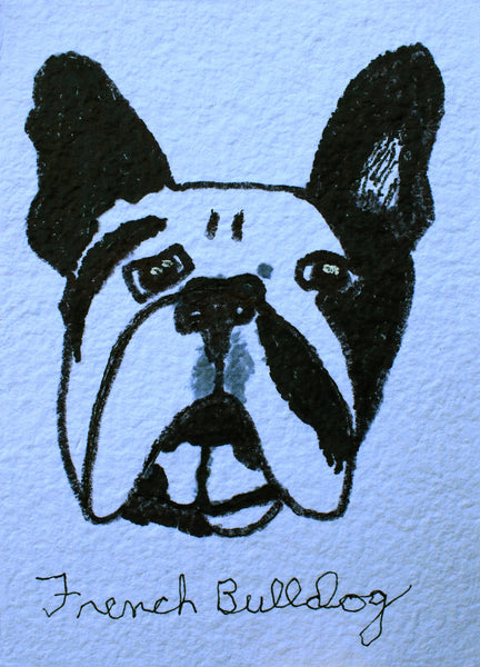 French Bulldog - ArtLifting