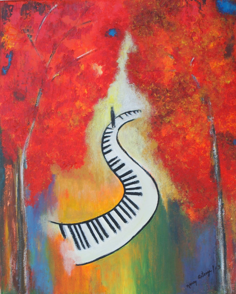 Musical Path - ArtLifting