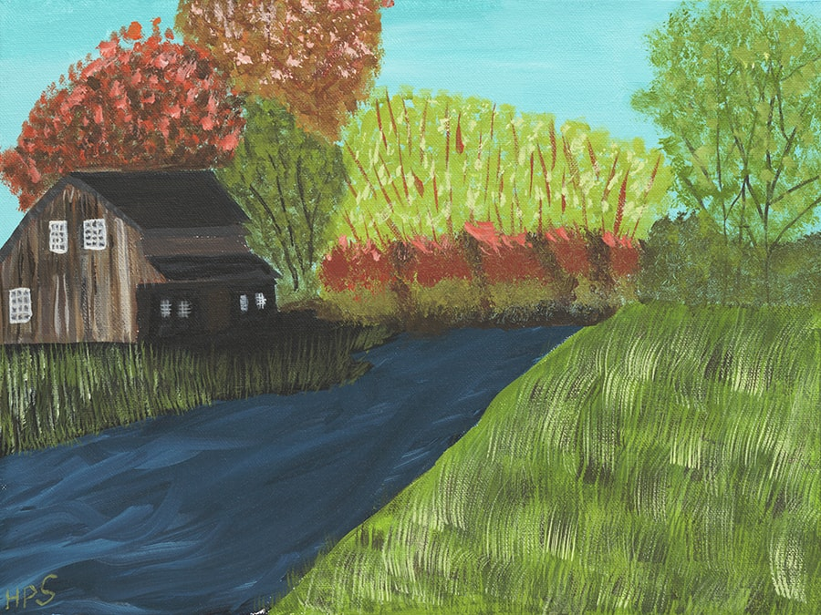On the River - ArtLifting