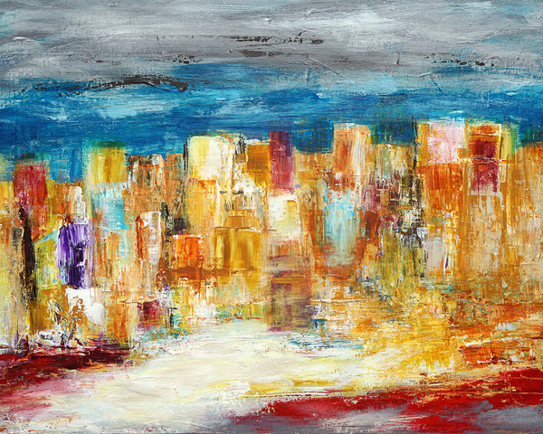 City Scape - ArtLifting
