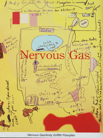 Nervous Gas - ArtLifting