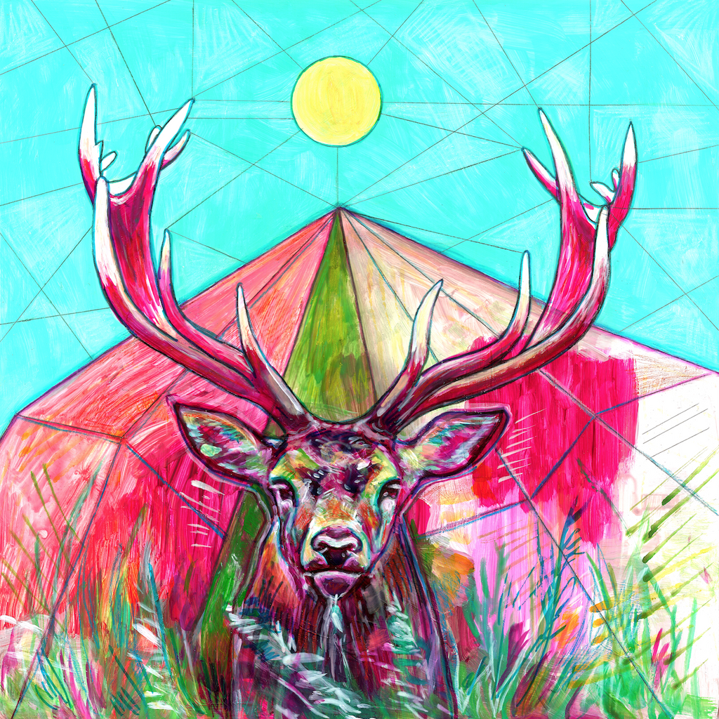Deer Connection - ArtLifting