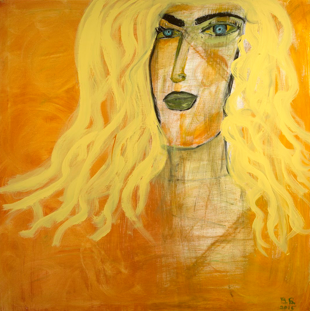 Blonde - ArtLifting