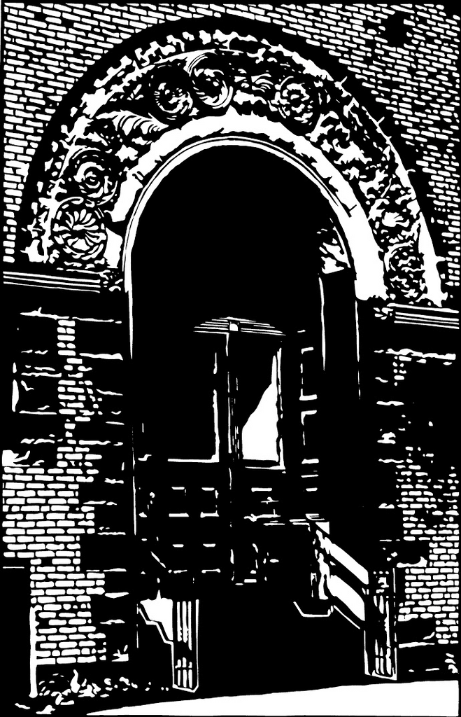Newbury St Doorway - ArtLifting