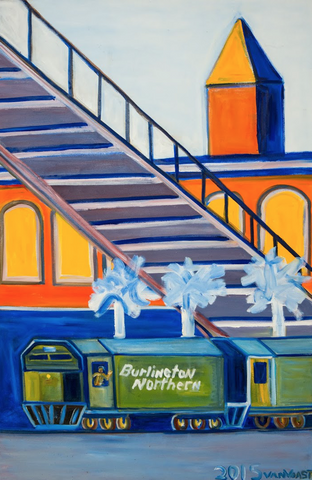 King Street Station 2 - ArtLifting