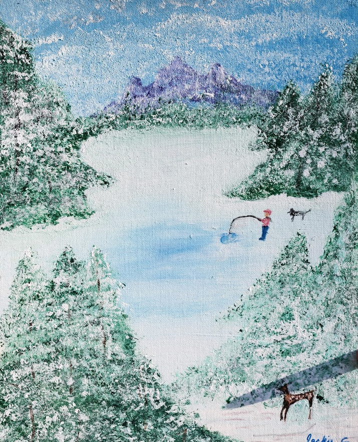 Friends of Evergreen Pond - ArtLifting