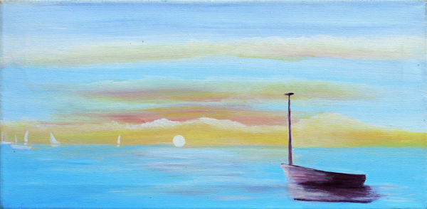 Dream Sail - ArtLifting