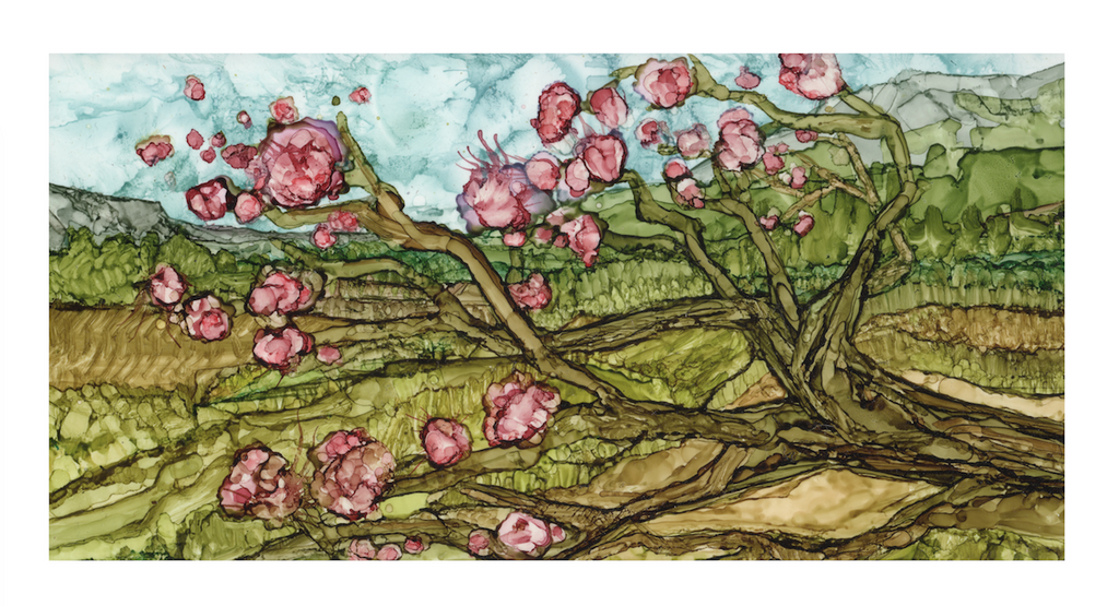 Auvers in Spring - ArtLifting