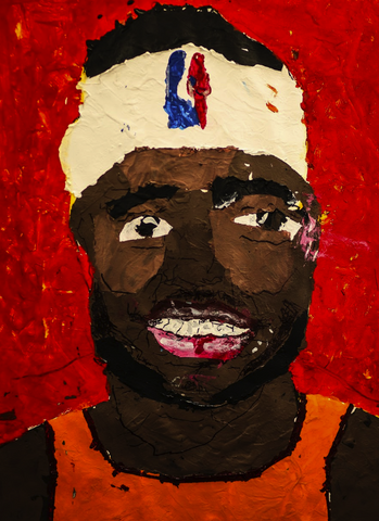 Lebron James - ArtLifting