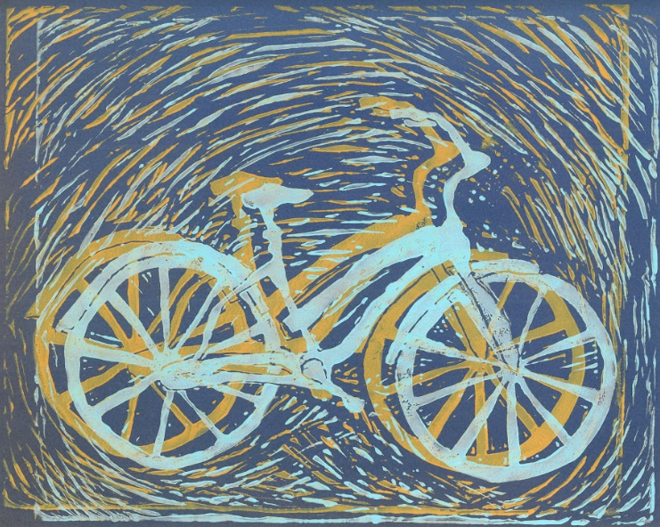 Beach Cruiser (8) - ArtLifting