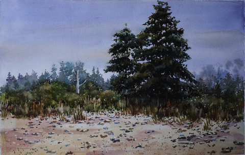 Crescent Beach - ArtLifting