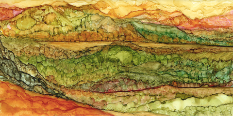 Auvers in Autumn - ArtLifting