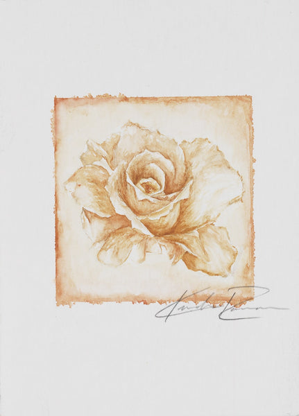 Single Rose - ArtLifting