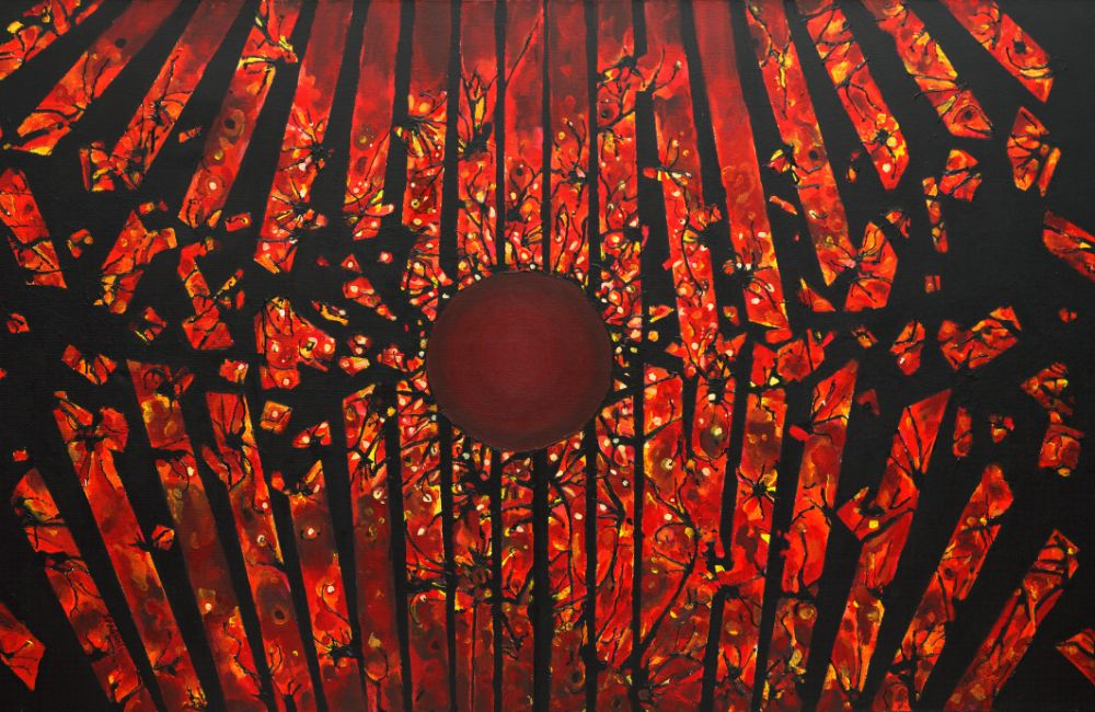 Thermosystemic (Red) - ArtLifting