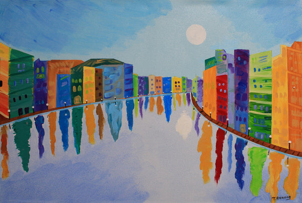 Canal of Colors - ArtLifting