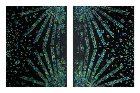 Thermosystemic (diptych)