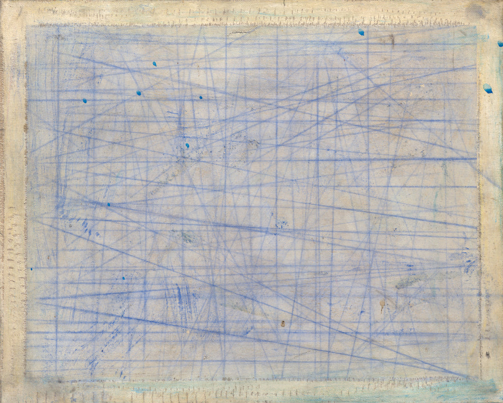Untitled Blue Lines