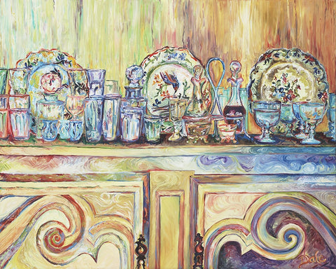 Dining at Giverny - ArtLifting