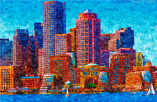 City Life Boston - ArtLifting