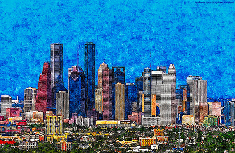City Life Houston - ArtLifting