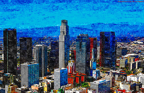 City Life Los Angeles - ArtLifting
