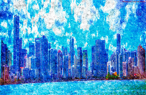 City Life Miami - ArtLifting