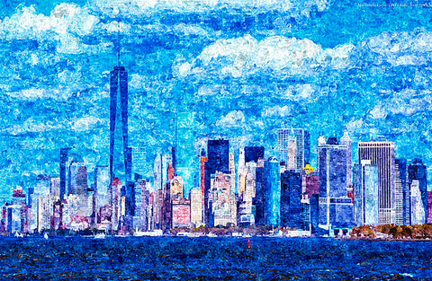 City Life New York - ArtLifting