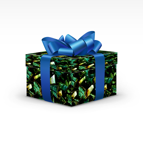 Gift Wrap: Groveling in Emeralds