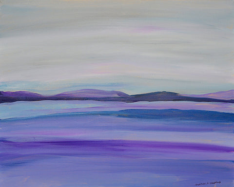 Purple Mountain Majesties - ArtLifting