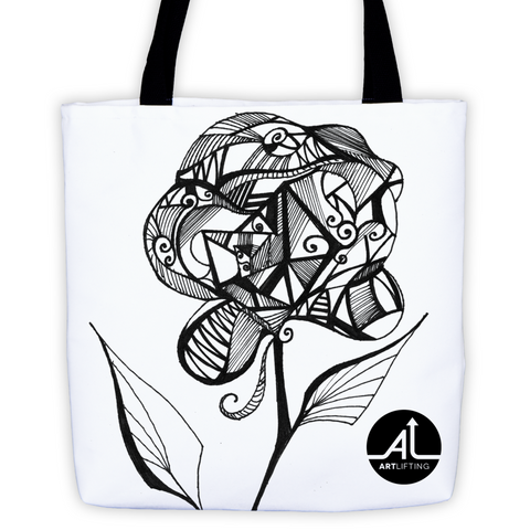 Penflower 1 Tote Bag
