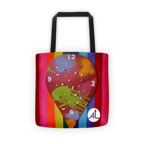I'm Chasing Rainbows Tote Bag
