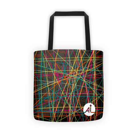 Tangled Innocence Tote Bag